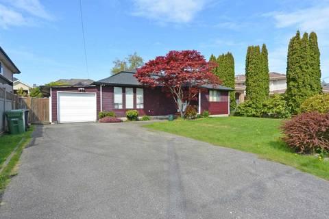 House for sale at 7551 Mccallan Rd Richmond British Columbia - MLS: R2362855