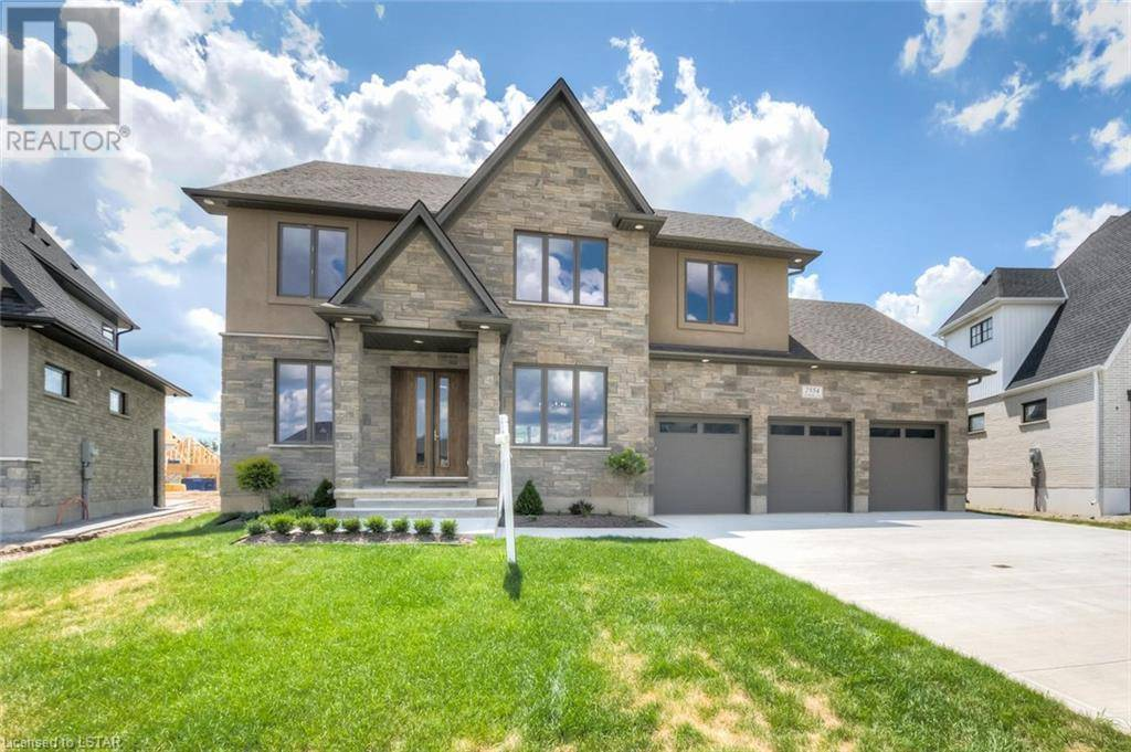 House for sale at 7554 Silver Creek Cres London Ontario - MLS: 212959