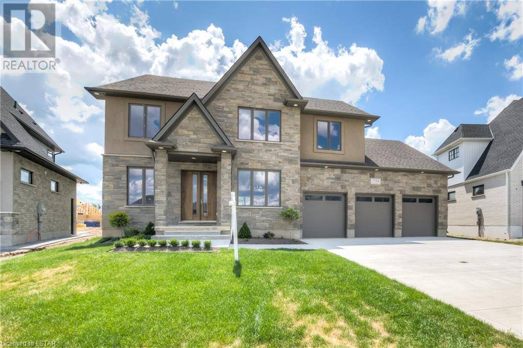 House for sale at 7554 Silver Creek Cres London Ontario - MLS: 228935