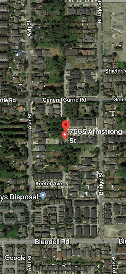 Home for sale at 7555 Armstrong St Richmond British Columbia - MLS: R2405022
