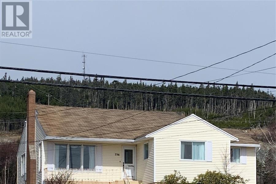 Residential property for sale at 756 Blackmarsh Rd St. John's Newfoundland - MLS: 1222516