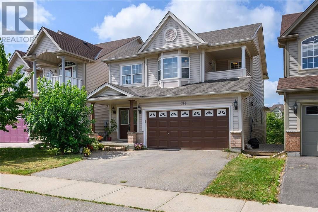 House for sale at 756 Brandenburg Blvd Waterloo Ontario - MLS: 30754172