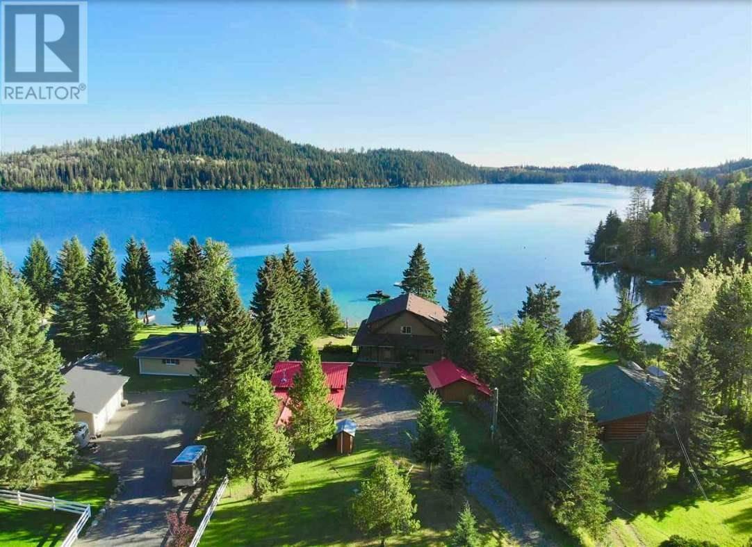 House for sale at 7560 Pettyjohn Rd Deka Lake / Sulphurous / Hathaway Lakes British Columbia - MLS: R2450977