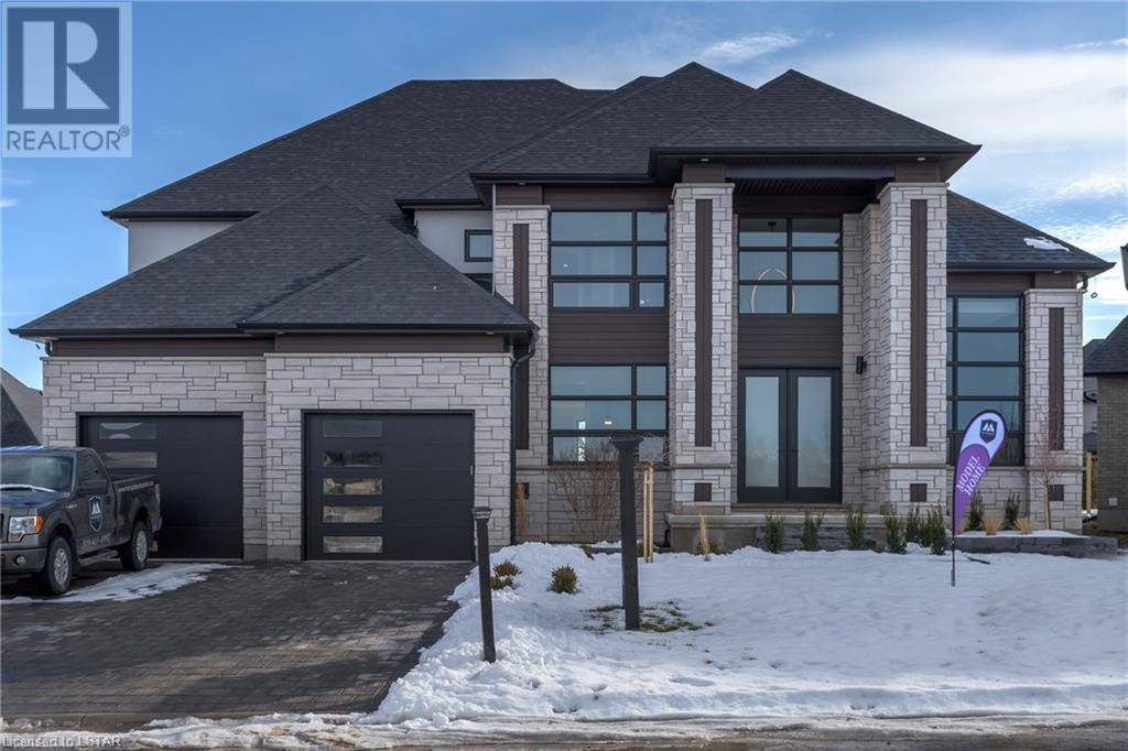 House for sale at 7566 Silver Creek Cres London Ontario - MLS: 240496