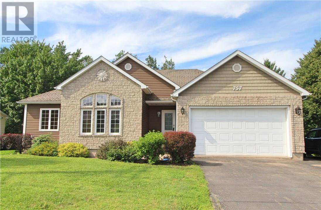 House for sale at 757 Frampton Ln Moncton New Brunswick - MLS: M124563