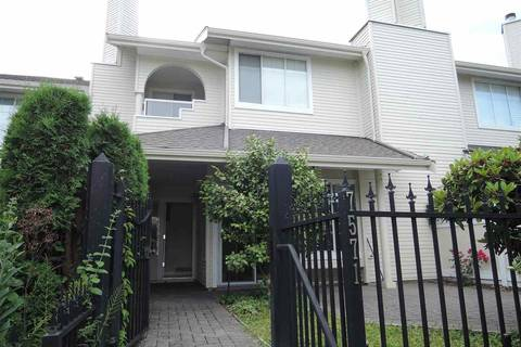 Townhouse for sale at 7571 Manitoba St Vancouver British Columbia - MLS: R2385591