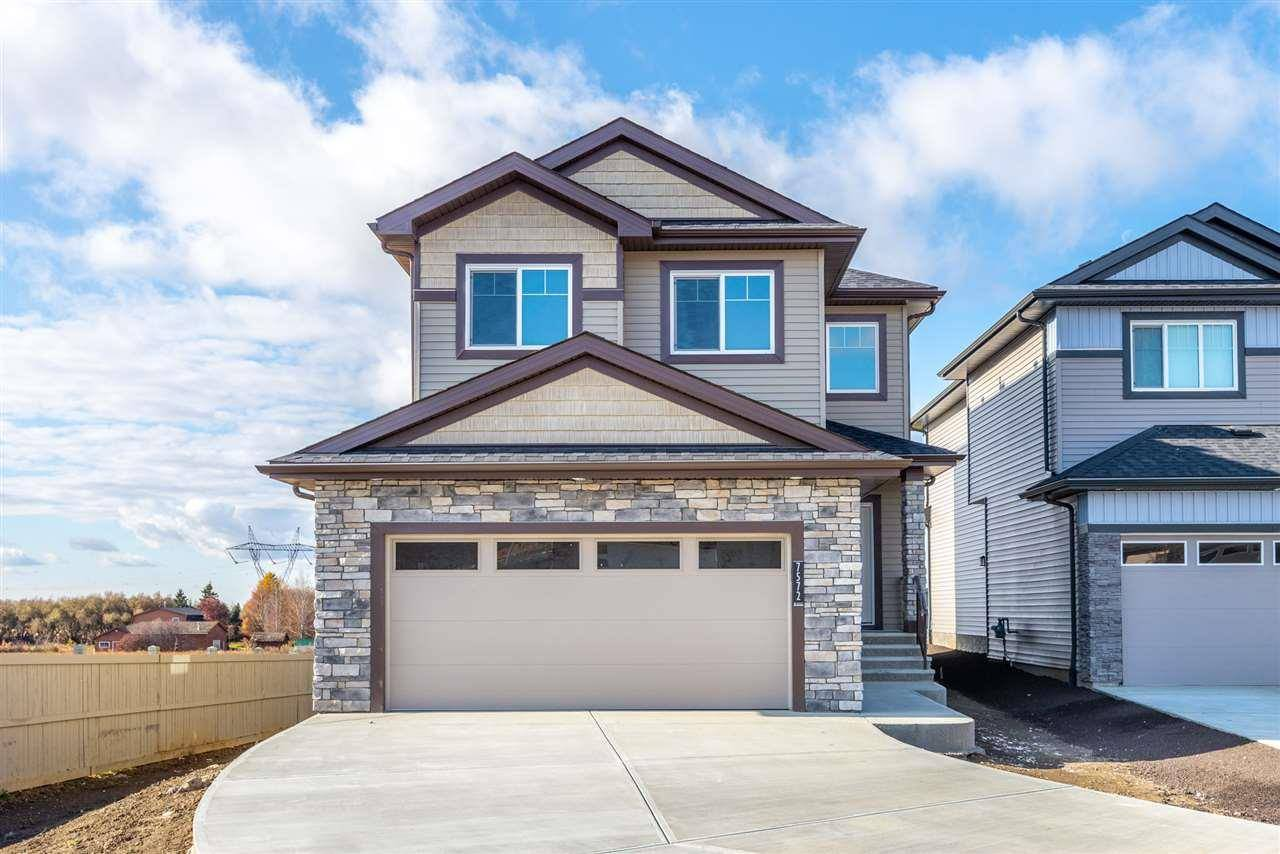 House for sale at 7572 Creighton Pl Sw Edmonton Alberta - MLS: E4178037