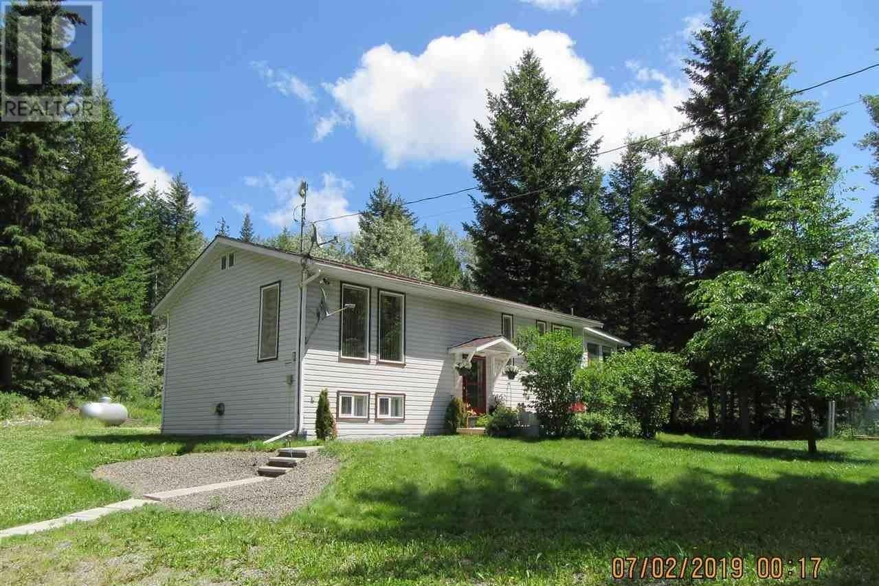 House for sale at 7572 Thomas Point Rd Bridge Lake British Columbia - MLS: R2425134