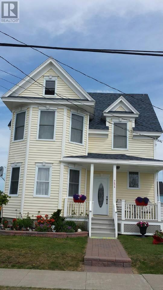 For Sale: 7574 Main Streetslouisbourg, Louisbourg, NS | 4 Bed, 2 Bath House for $179,900. See 15 photos!