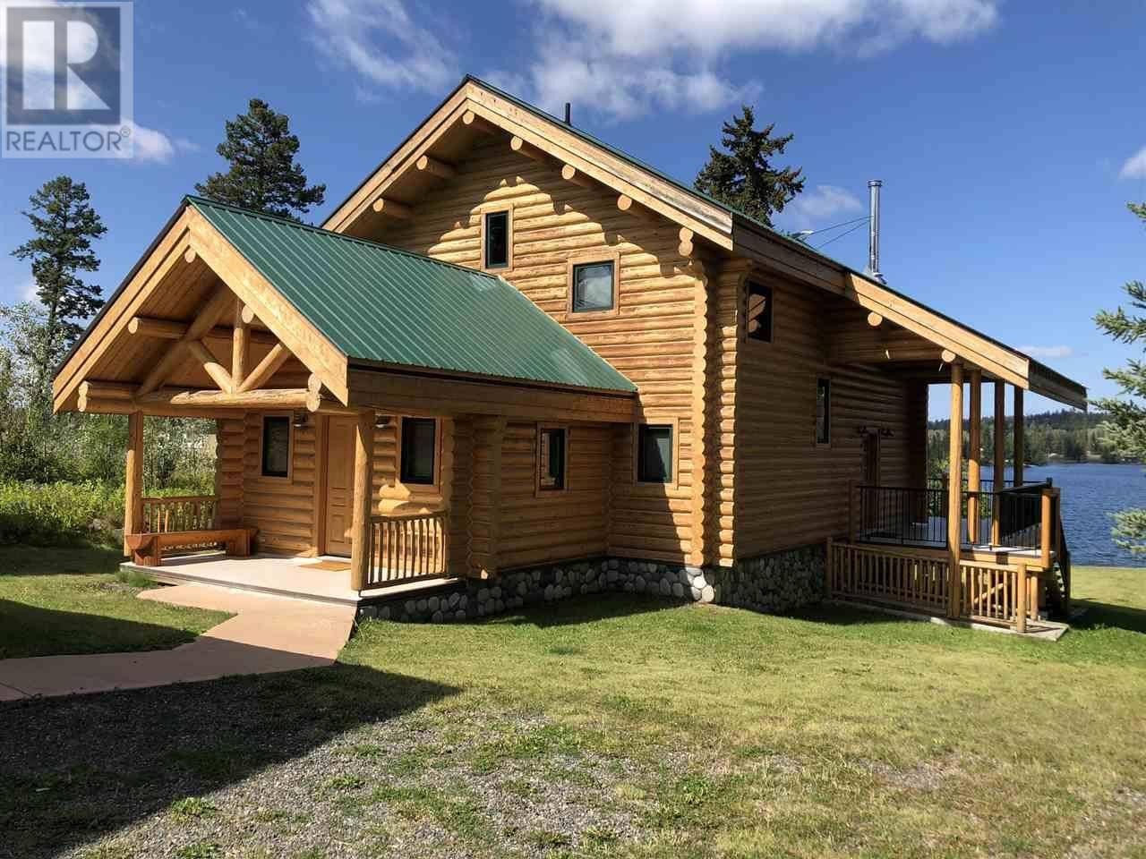 House for sale at 7577 Beazely Rd Deka Lake / Sulphurous / Hathaway Lakes British Columbia - MLS: R2384527