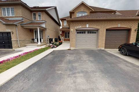 Townhouse for sale at 7578 Black Walnut Tr Mississauga Ontario - MLS: W4543336