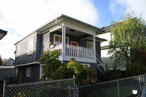 House for sale at 758 37th Ave E Vancouver British Columbia - MLS: R2414607