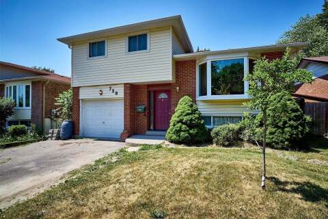 House for sale at 758 Lexington St Oshawa Ontario - MLS: E4820986