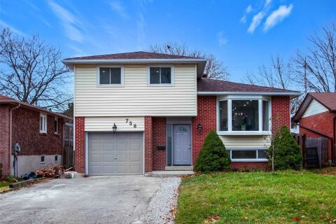 House for sale at 758 Lexington St Oshawa Ontario - MLS: E4998173