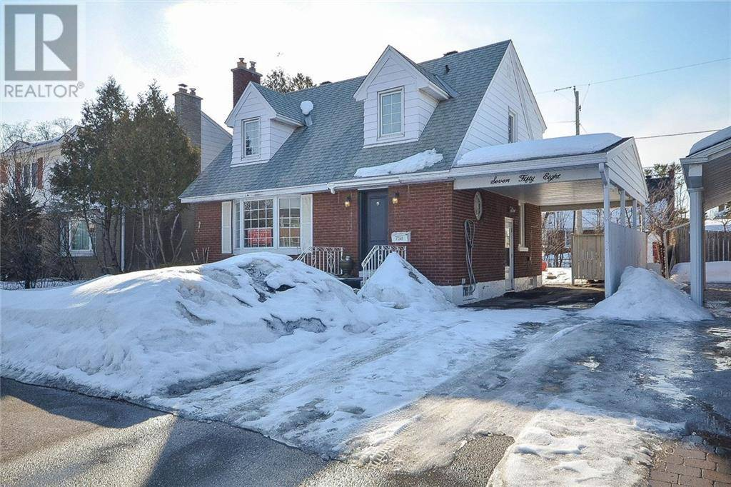 House for sale at 758 Smyth Rd Ottawa Ontario - MLS: 1185984