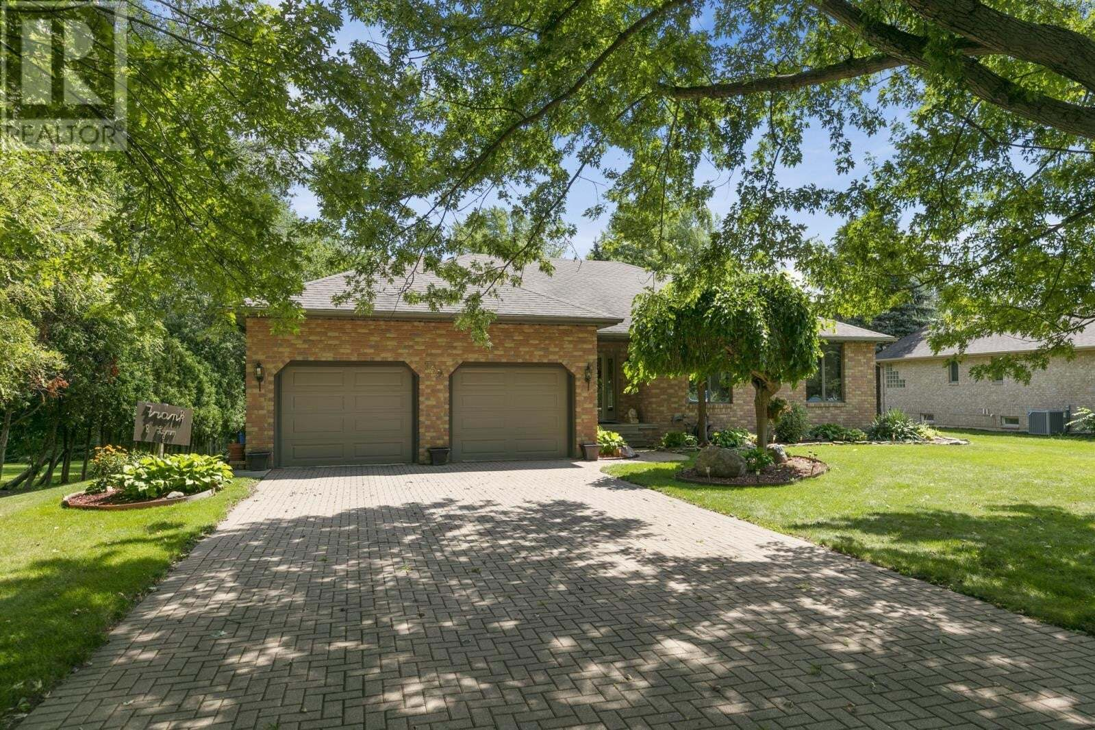 House for sale at 758 West Belle River  Lakeshore Ontario - MLS: 20009639