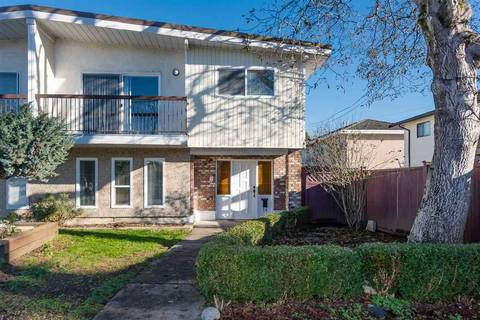 Townhouse for sale at 7580 4th St Burnaby British Columbia - MLS: R2400328