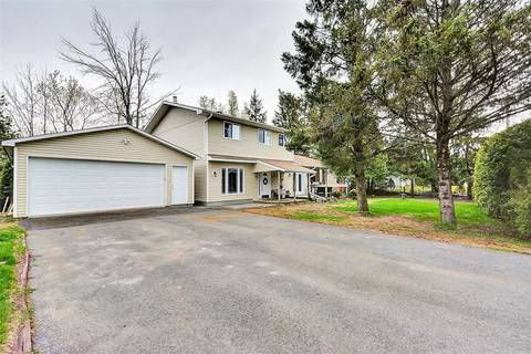 House for sale at 7584 Stone School Rd Ottawa Ontario - MLS: 1145566