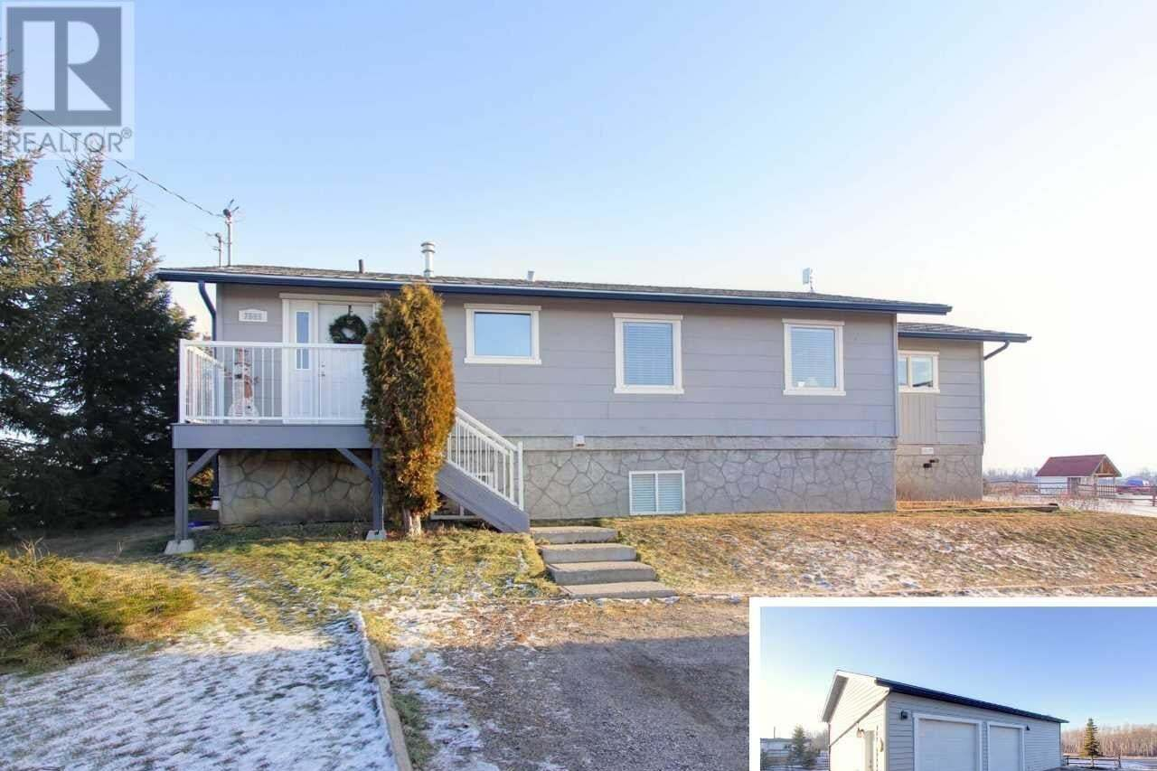 House for sale at 7585 269 Rd Fort St. John British Columbia - MLS: R2423625