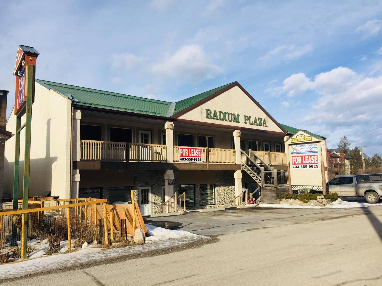 Commercial property for sale at 7585 Main Street W  Radium Hot Springs British Columbia - MLS: 2450642