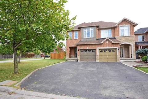 Townhouse for sale at 7589 Black Walnut Tr Mississauga Ontario - MLS: W4599867