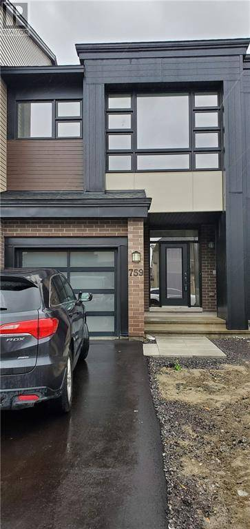 Townhouse for rent at 759 Twist Wy Kanata Ontario - MLS: 1172852