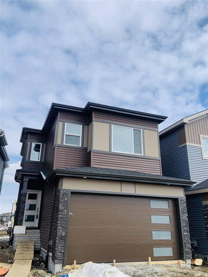 House for sale at 7599 Creighton Pl Sw Edmonton Alberta - MLS: E4193021