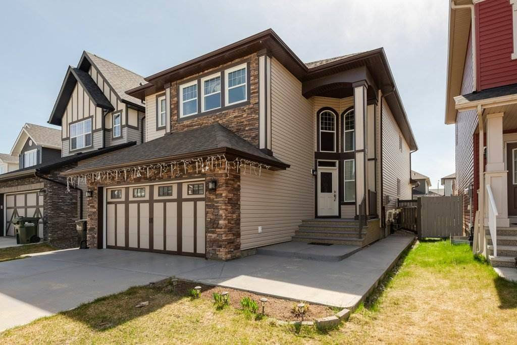 House for sale at 7599 Ellesmere Wy Sherwood Park Alberta - MLS: E4178359