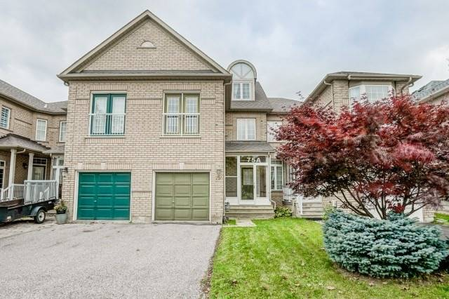House for sale at 75 Peninsula Crescent Richmond Hill Ontario - MLS: N4275936