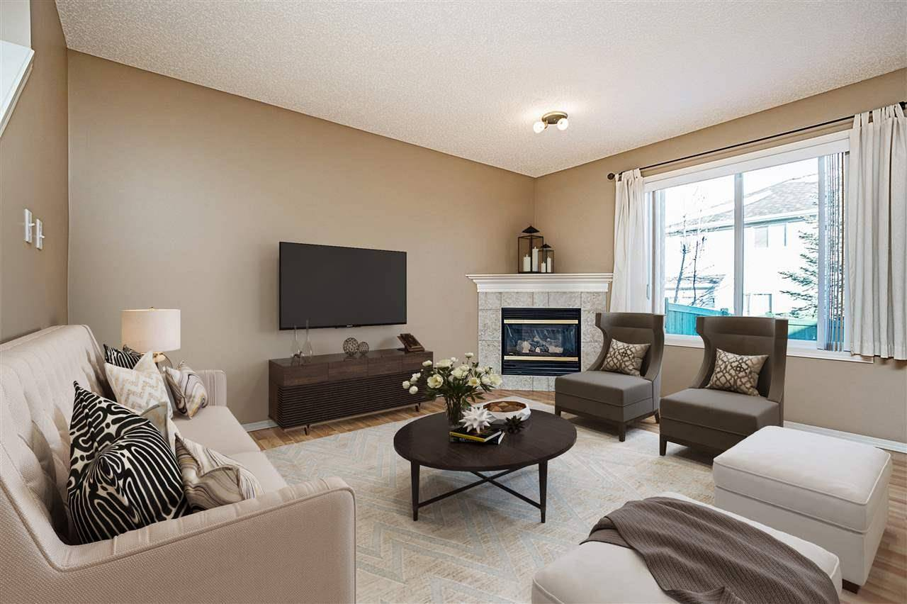 Townhouse for sale at 115 Chestermere Dr Unit 76 Sherwood Park Alberta - MLS: E4188599