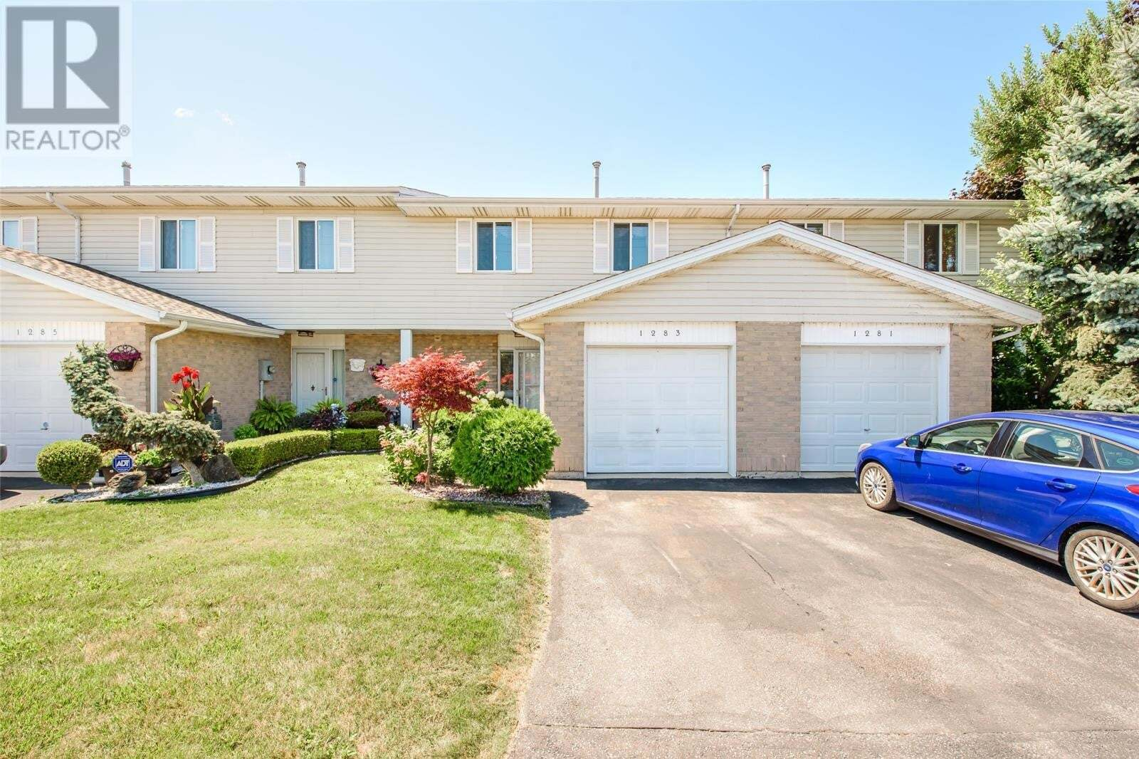 Townhouse for rent at 1283 Southpark Ln Unit 76 Tecumseh Ontario - MLS: 20009881
