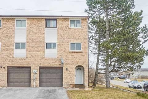 Condo for sale at 1330 Trowbridge Dr Unit 76 Oshawa Ontario - MLS: E4721365