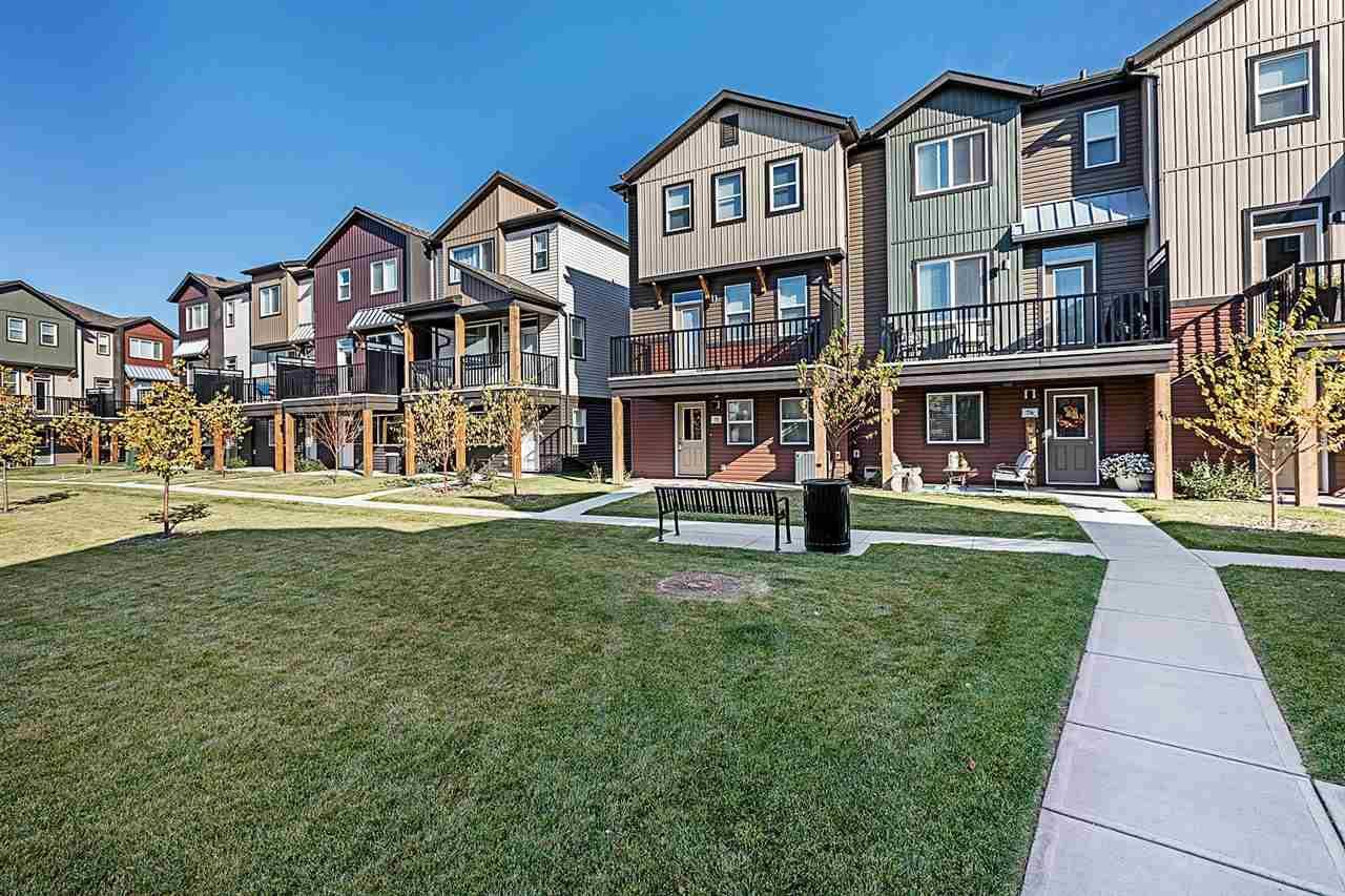 Townhouse for sale at 16903 68 St Nw Unit 76 Edmonton Alberta - MLS: E4174827