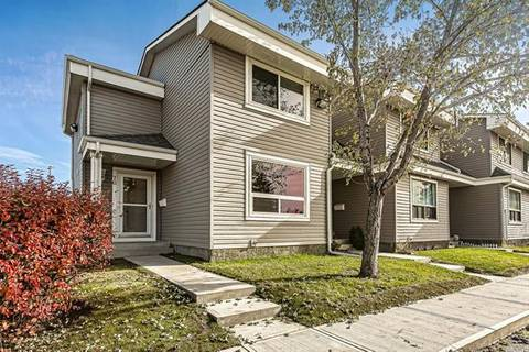 Townhouse for sale at 4360 58 St Northeast Unit 76 Calgary Alberta - MLS: C4273641