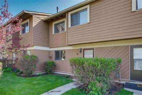 Townhouse for sale at 4940 39 Ave Southwest Unit 76 Calgary Alberta - MLS: C4299460