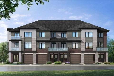 Townhouse for sale at 595 North Service Rd Unit #76 Hamilton Ontario - MLS: X4736965
