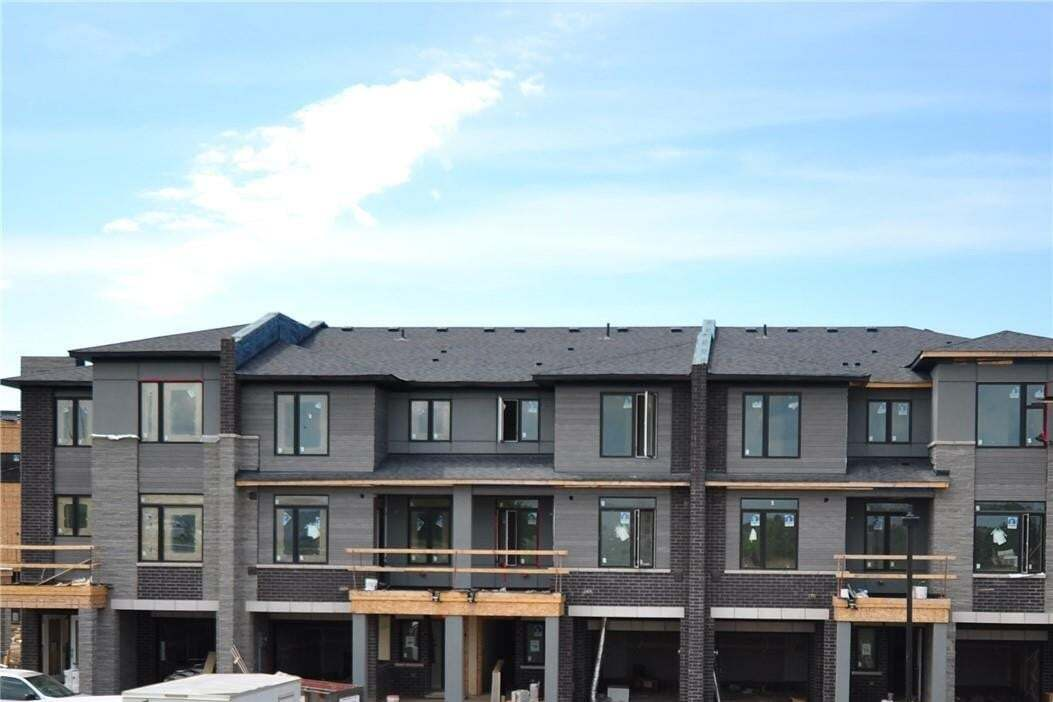 Townhouse for sale at 595 North Service Rd Unit 76 Stoney Creek Ontario - MLS: H4079168