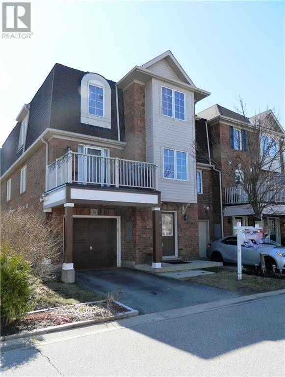 Townhouse for sale at 71 Garth Massey Dr Unit 76 Cambridge Ontario - MLS: 30800911