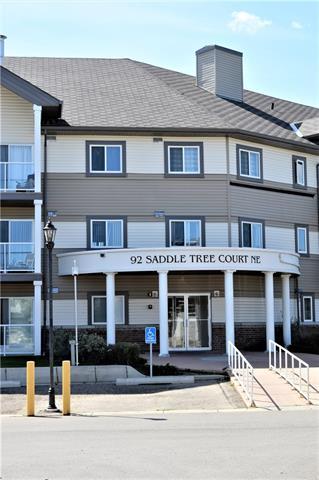 Sold: 216 - 92 Saddletree Court Northeast, Calgary, AB