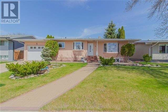 House for sale at 76 Bennett Ct Northwest Medicine Hat Alberta - MLS: MH0193404