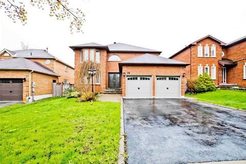 House for rent at 76 Bergin Rd Newmarket Ontario - MLS: N4449603