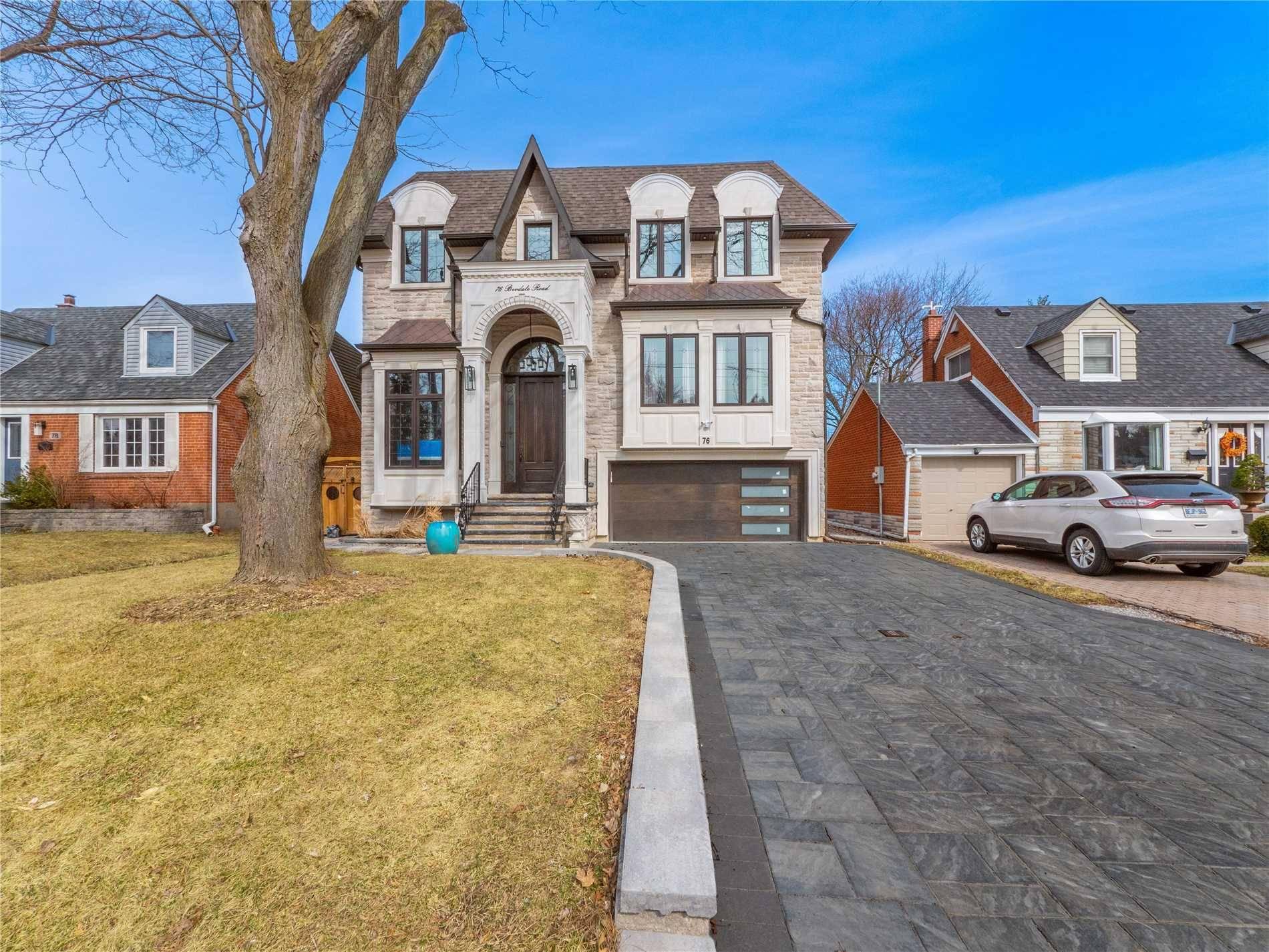 House for sale at 76 Bevdale Rd Toronto Ontario - MLS: C4518206