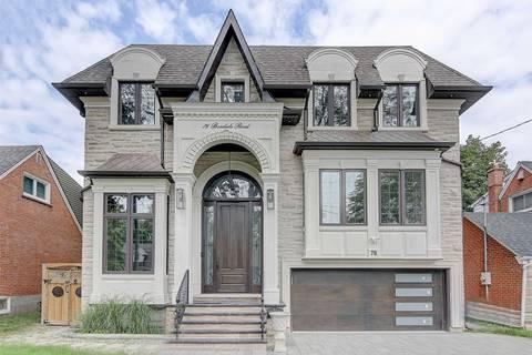 House for sale at 76 Bevdale Rd Toronto Ontario - MLS: C4551144