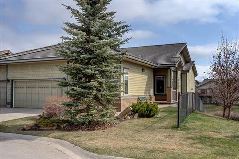 Townhouse for sale at 76 Bridle Estates Rd Southwest Calgary Alberta - MLS: C4243168