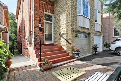 Townhouse for sale at 76 Brinloor Blvd Toronto Ontario - MLS: E4622724