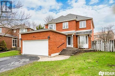 House for sale at 76 Burke Dr Barrie Ontario - MLS: 30739172