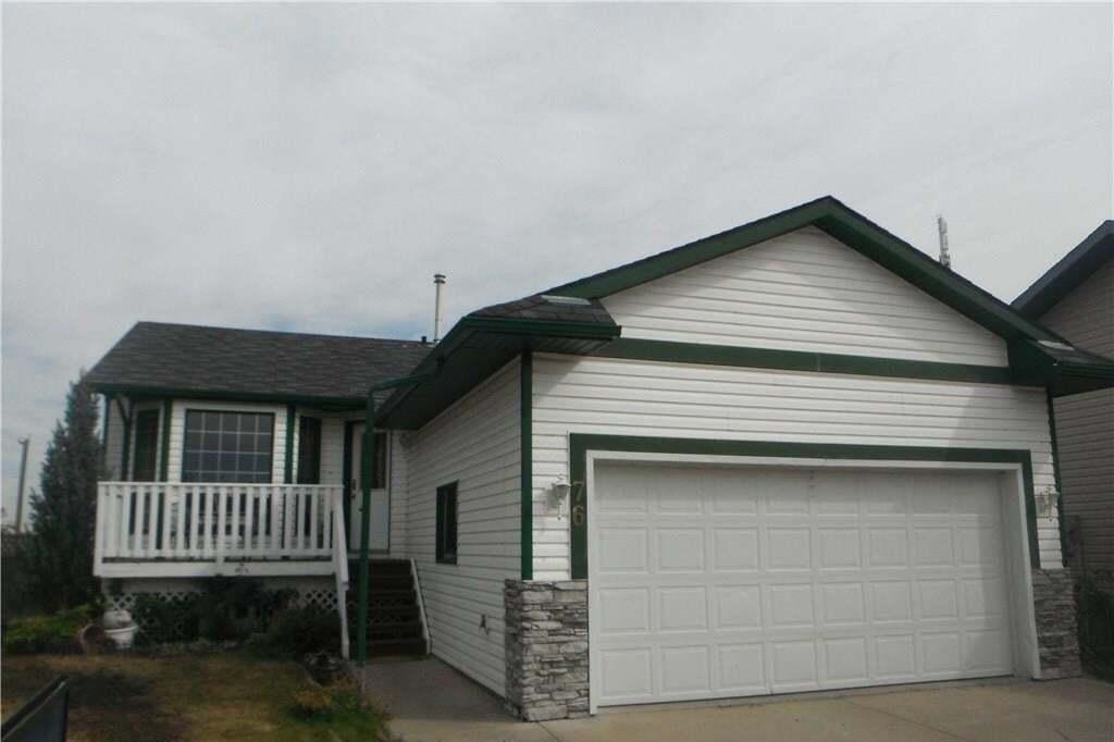 House for sale at 76 Cambrille Cr Cambridge Glen, Strathmore Alberta - MLS: C4287302