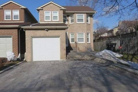 House for rent at 76 Captain Hall Ct Toronto Ontario - MLS: E4651811