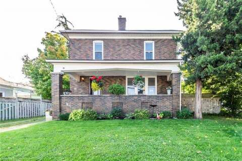 House for sale at 76 Charles St Ingersoll Ontario - MLS: 40024677