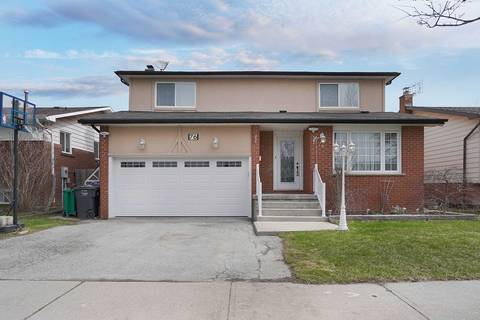 House for sale at 76 Charters Rd Brampton Ontario - MLS: W4736270